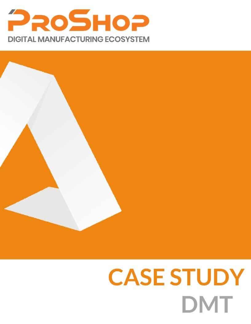 Proshop Case Study DMT