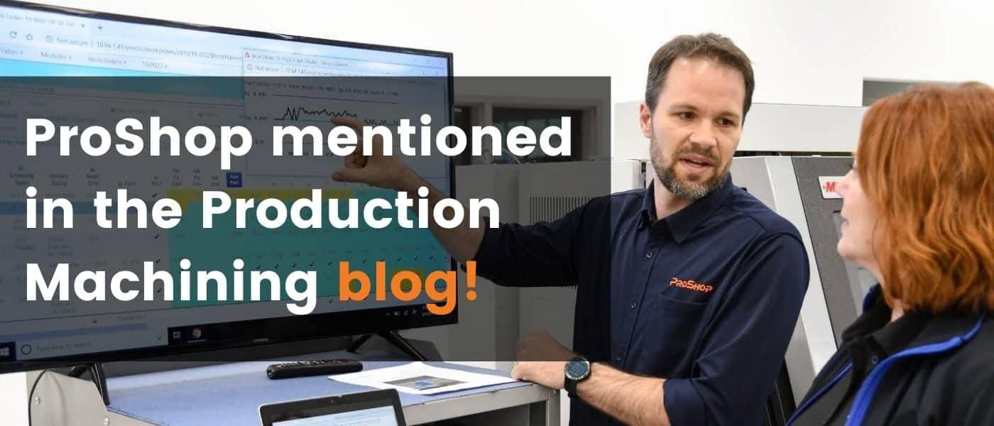 leading in Machining blog